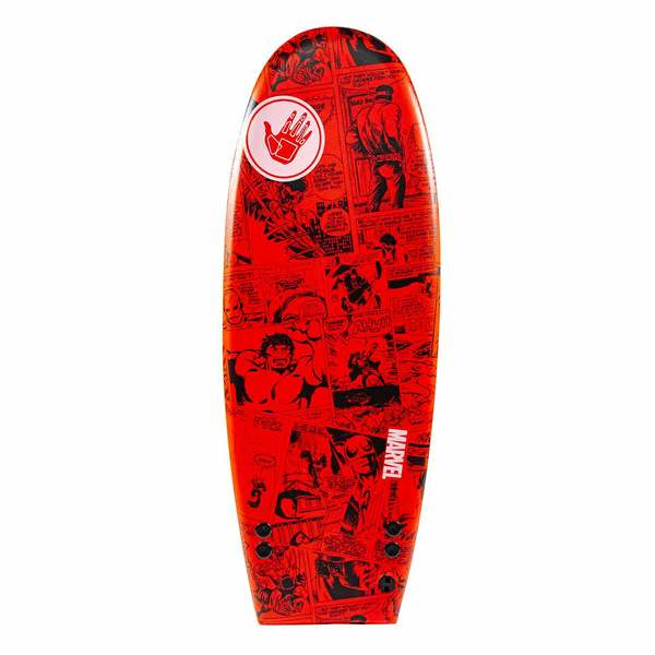 Marvel Blackball Body Board