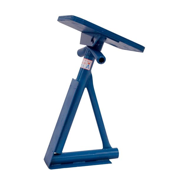 Brownell boat stands wedge stand 15 27 west marine for Large outboard motor stand
