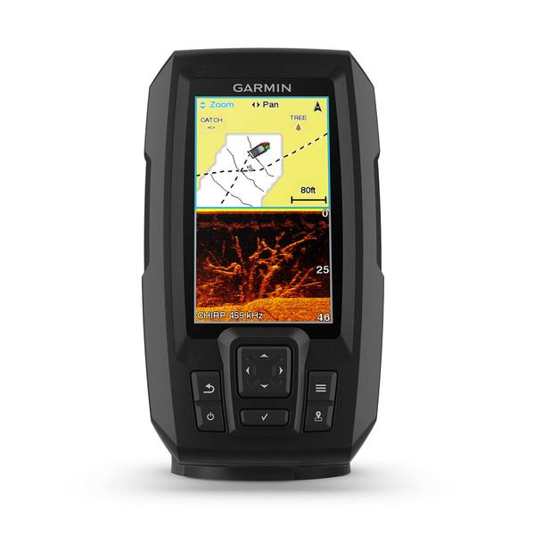 Image of Garmin 010-01871-00 Striker Plus 4Cv with Cv20-TM transducer, 4 inches