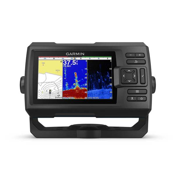 Image of Garmin 010-01872-00 Striker Plus 5Cv with Cv20-TM transducer, 5 inches