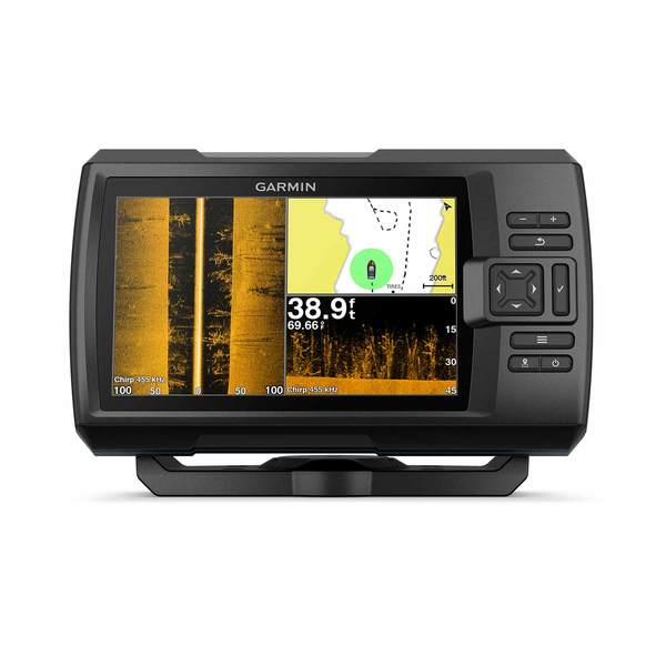 Image of Garmin 010-01874-00 Striker Plus 7SV with CV52HW-TM transducer, 7 inches