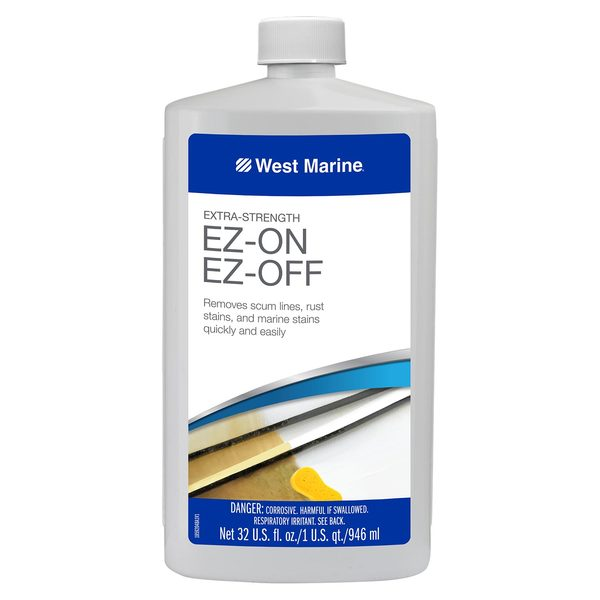EZ-ON EZ-OFF Hull & Bottom Cleaner, 32 oz.