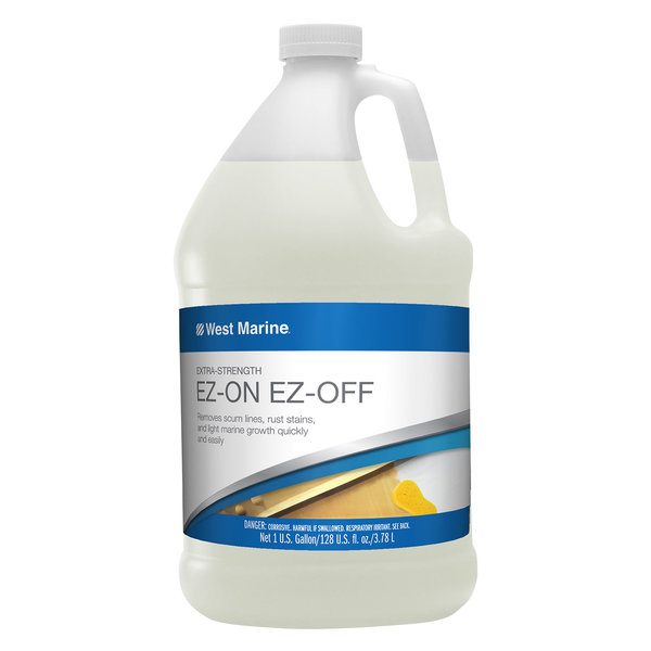 EZ-ON EZ-OFF Hull & Bottom Cleaner, Gallon