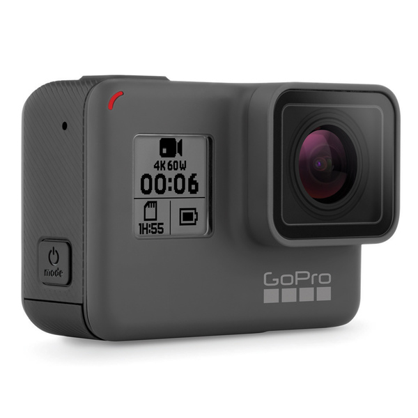 HERO6 Black 4K Ultra HD Waterproof Camera