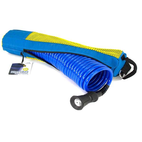 HoseCoil Pro, 40' Hose, Nozzle & Storage Kit