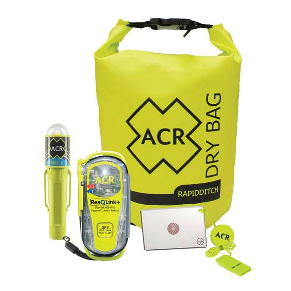 Exclusive Resqlink Personal Locator Beacon And Adventure Kit