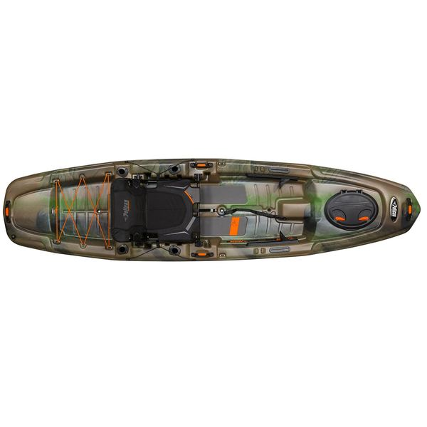 The Catch 120 Sit-On-Top Angler Kayak