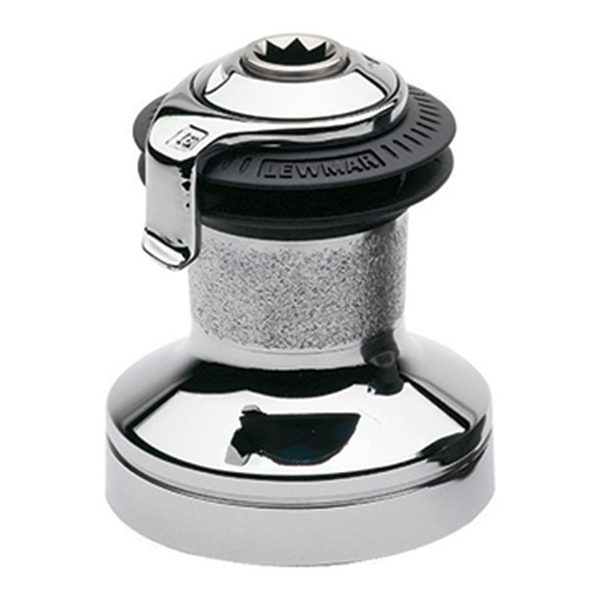 Ocean #40 Chrome Self-Tailing 2-Speed Winch