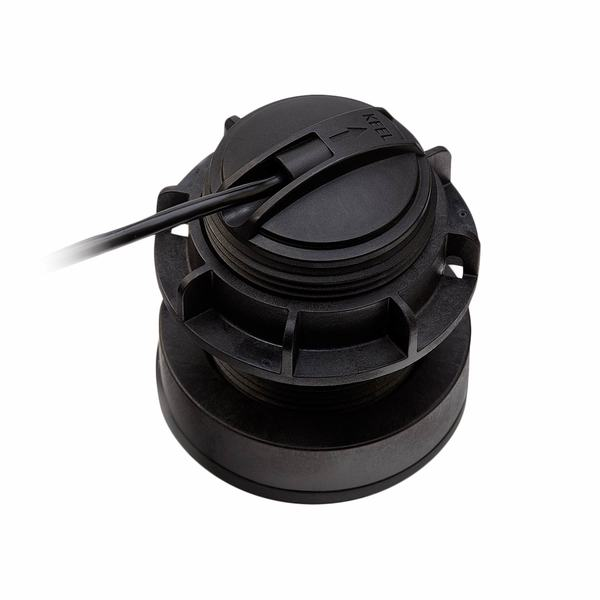 CPT-S Urethane High CHIRP Thru-Hull 12° Angled Element Transducer