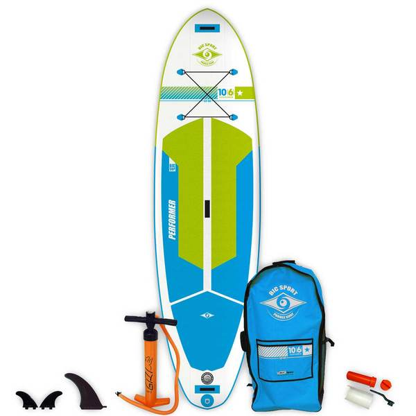 "10'6"" Air Evo Performer Inflatable Stand-up Paddleboard"