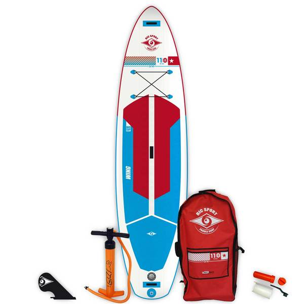 11' Air Evo Wing Inflatable Stand-up Paddleboard