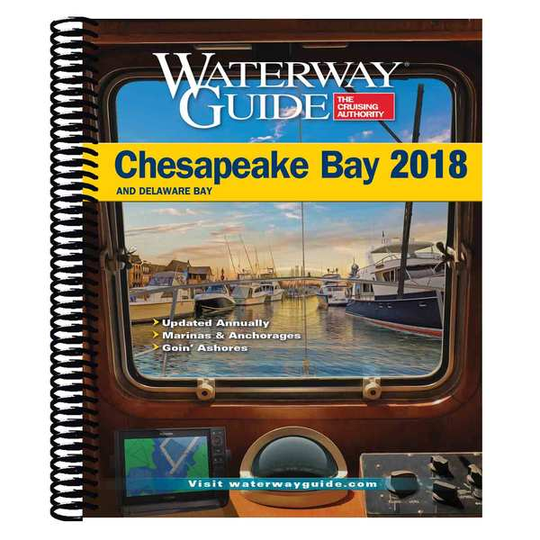 Chesapeake Bay 2018 Cruising Guide
