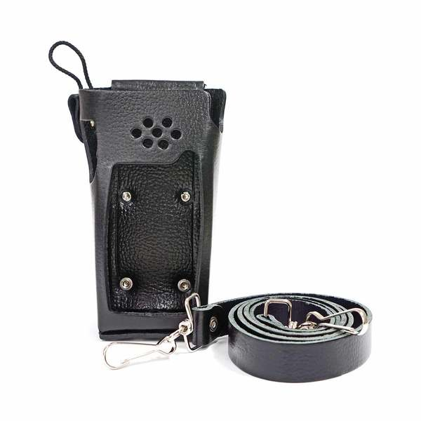 Leather Case for HX380 and HX400 Handheld VHF Radios