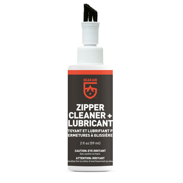 Zipper Cleaner & Lubricant