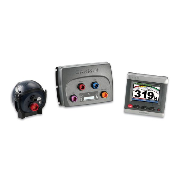 Refurbished GHP 12 Sailboat Autopilot Corepack with Compass, Control Head and Course Computer