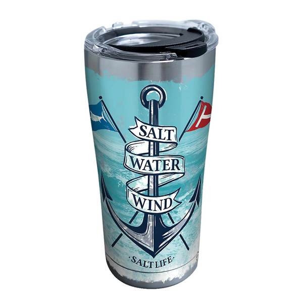 20 oz. Salt Life® Salt Wind Water Tumbler with Lid