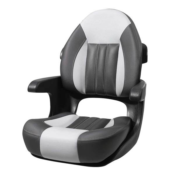 ProBax® Captain's Series Boat Seat with Arms