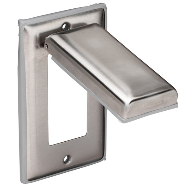 Marinco Gfci Outlet Cover Stainless Steel West Marine