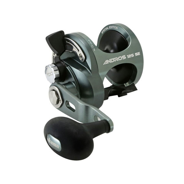 Andros Special Edition Single Lever Drag Speed Conventional Reel