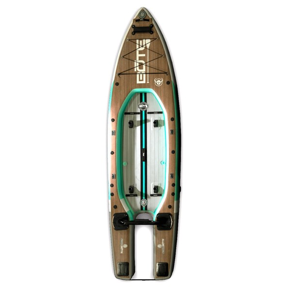 Rover Aero Classic Inflatable Stand-Up Paddleboard/Skiff