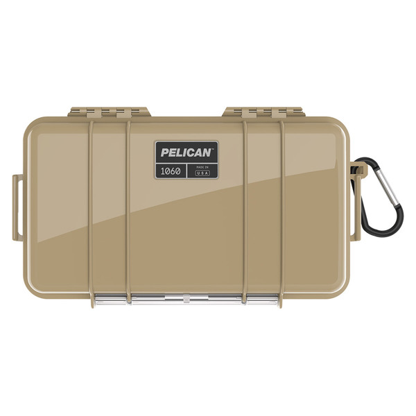 1060 Waterproof Micro Case, Desert Tan