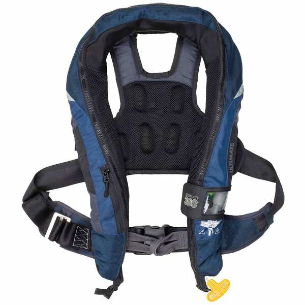 Ultimate Sail Automatic Inflatable Life Jacket with Harness & Leg Straps