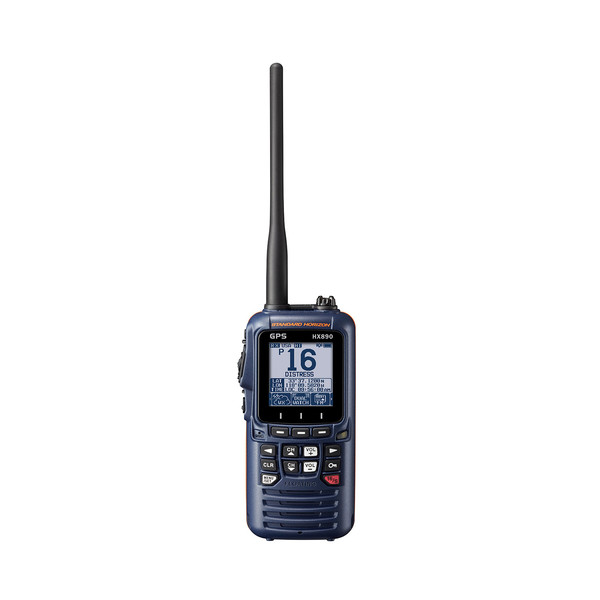 HX890NB Floating 6 Watt Class H DSC Handheld VHF/GPS Radio
