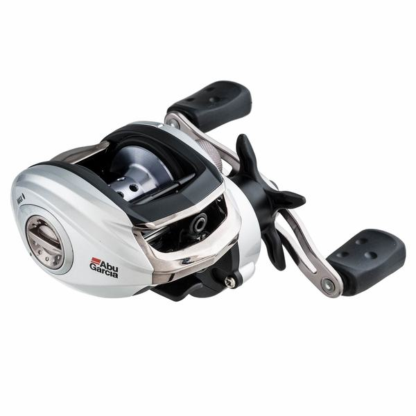 Silver Max SMAX3 Low Profile Left-Hand Baitcasting Reel