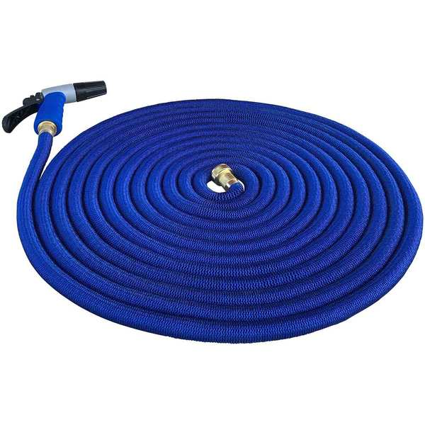75' Expandable Hose Kit with Nozzle & Storage Bag