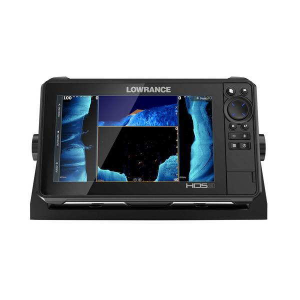 HDS LIVE 9 Multifunction Display with Active Imaging 3-in-1 Transducer and US Coastal and Inland Mapping