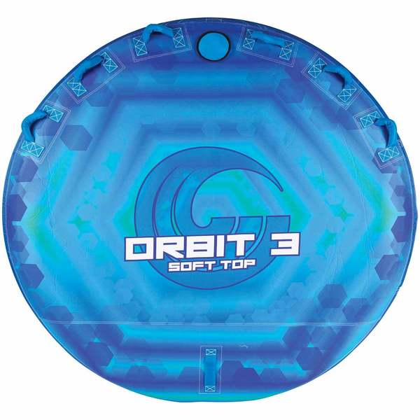 Orbit 3-Person Towable Tube