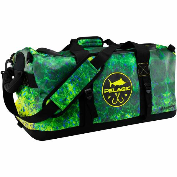 50L Aquapak Water Resistant Duffel Bag