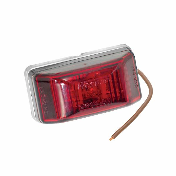 Clearance LED Light #99 Red