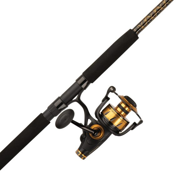 7' Spinfisher VI 6500 Live Liner Heavy Spinning Combo