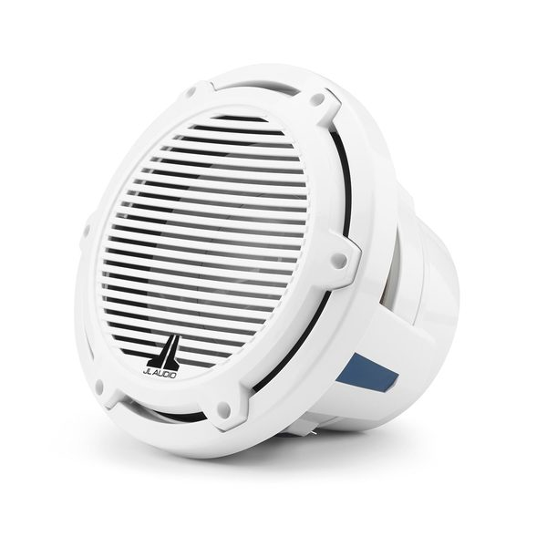 "M6-10W-C-GwGw-4 10"" Marine Subwoofer Driver, White Classic Grille"