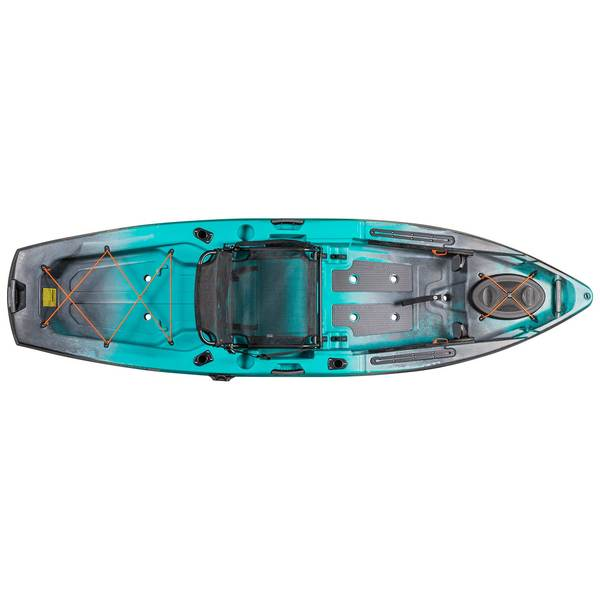 Topwater 106 Sit-On-Top Angler Kayak