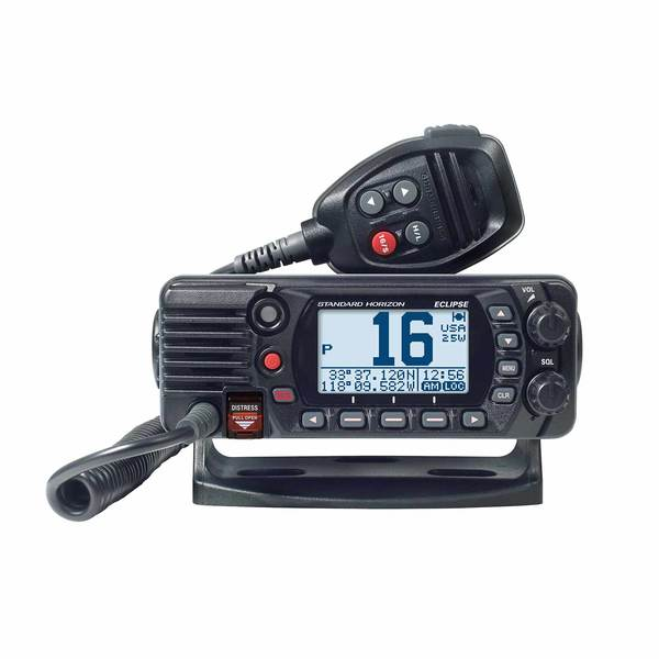 GX1400GB Eclipse 25W Fixed Mount VHF/GPS Radio