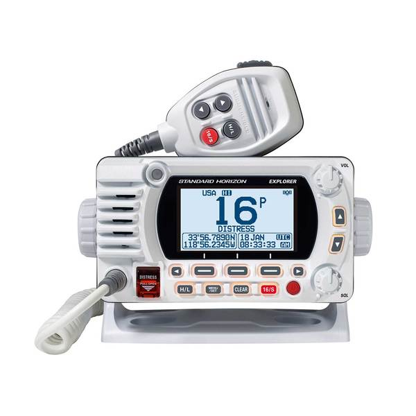 GX1800W Explorer 25W Fixed Mount VHF/Second Station Capable