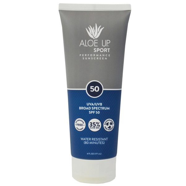 SPF 50 Sport Sunscreen Lotion, 6 oz.