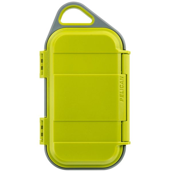 G40 Waterproof Go Case, Lime/Gray