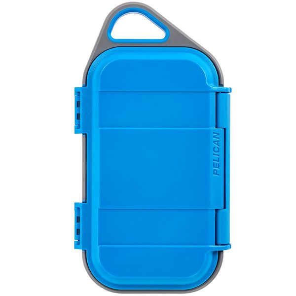 G40 Waterproof Go Case, Surf Blue/Gray
