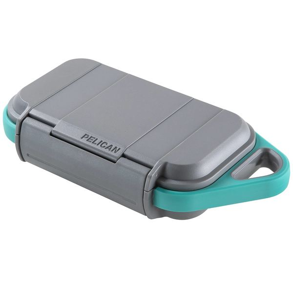G40 Waterproof Go Case, Slate/Teal