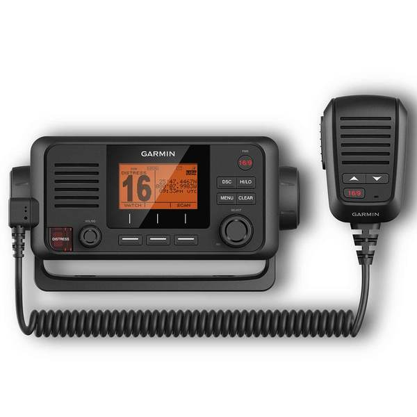 VHF 115 Fixed-Mount Radio with Plug and Play via NMEA 2000® network