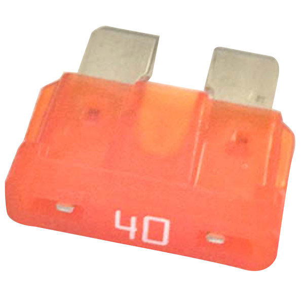 40A ATO Blade Fuses, 5-Pack