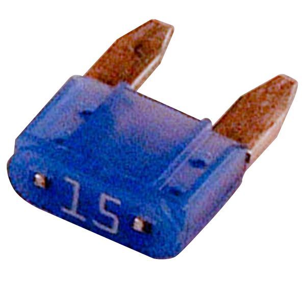 15A MINI Blade Fuses, 5-Pack