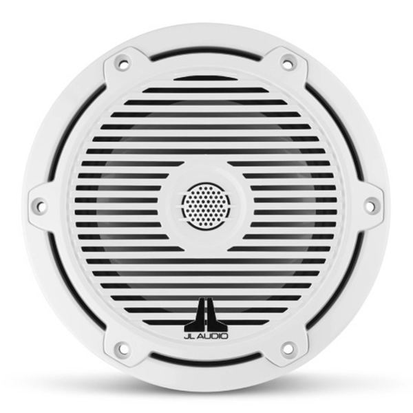 "M3-650X-C-Gw 6.5"" Marine Coaxial Speakers, White Classic Grilles"