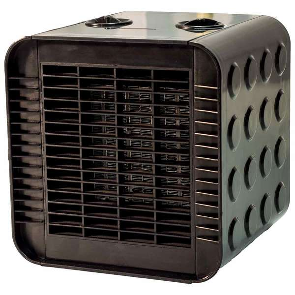 Hot Shot Portable Ceramic Cabin Heater, 110V