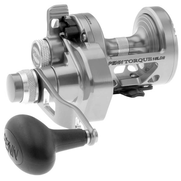 Torque® 15S 2-Speed Lever Drag Conventional Reel