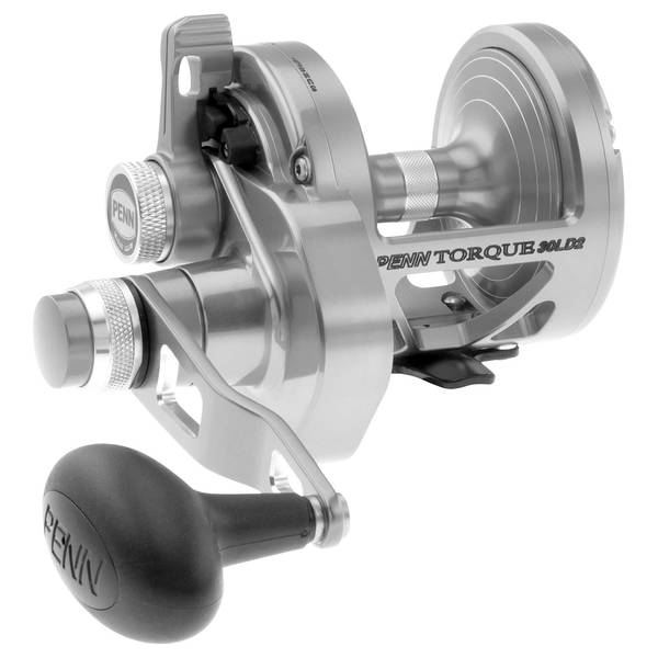 Torque® 30S 2-Speed Lever Drag Conventional Reel