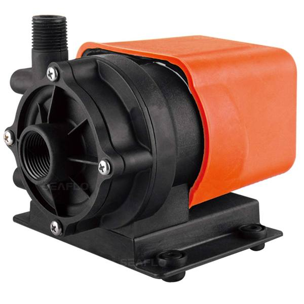 Seawater Circulation Pump, 500 GPH, 115V